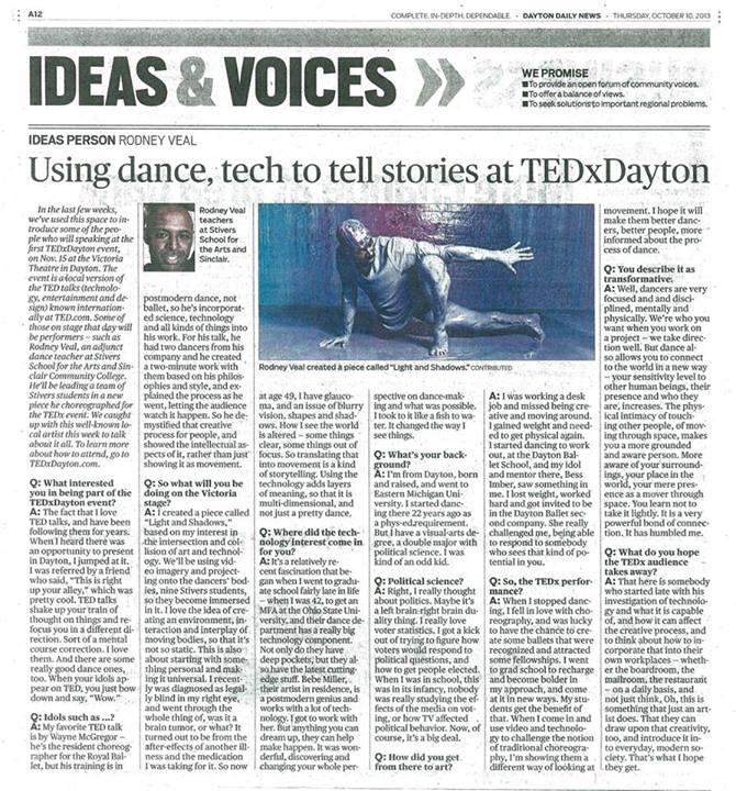 ideas & Voices